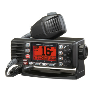 Eclipse GX1300 Fixed Mount VHF Radio, Black
