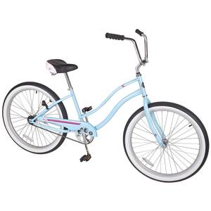 "Women's 26"" Single-Speed Cruiser Bike"