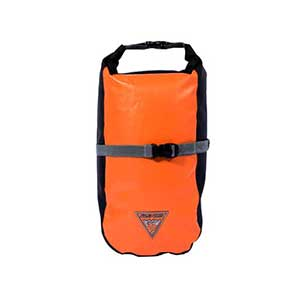 Fast Pack Pannier, Orange/Black