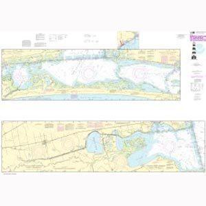 Oceangrafix NOAA Nautical Chart 11315n Intracoastal Waterway Espiritu Santo Bay to Carlos Bay including San Antonio Bay and Victoria Barge Canal Sale $24.99 SKU: 16303778 ID# 11315 UPC# 857441005022 :