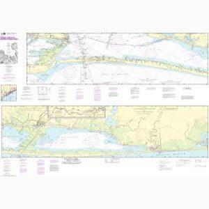 Oceangrafix NOAA Nautical Chart 11319 Intracoastal Waterway Cedar Lakes to Espiritu Santo Bay Sale $24.99 SKU: 16303786 ID# 11319 UPC# 857441005039 :