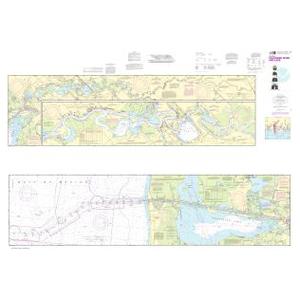 Oceangrafix NOAA Nautical Chart 11347 Calcasieu River and Lake Sale $24.99 SKU: 16303810 ID# 11347 UPC# 857441005060 :