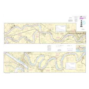 Oceangrafix NOAA Nautical Chart 11370 Mississippi River-New Orleans to Baton Rouge Sale $24.99 SKU: 16303885 ID# 11370 UPC# 857441005138 :