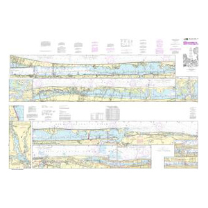 Oceangrafix NOAA Nautical Chart 11472 Intracoastal Waterway Palm Shores to West Palm Beach;Loxahatchee River Sale $24.99 SKU: 16303992 ID# 11472 UPC# 857441005244 :