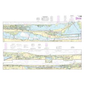 Oceangrafix NOAA Nautical Chart 11485 Intracoastal Waterway Tolomato River to Palm Shores Sale $24.99 SKU: 16304008 ID# 11485 UPC# 857441005251 :