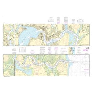 Oceangrafix NOAA Nautical Chart 11491 St. Johns River-Atlantic Ocean to Jacksonville Sale $24.99 SKU: 16304024 ID# 11491 UPC# 857441005275 :