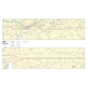 Oceangrafix NOAA Nautical Chart 11515 Savannah River Brier Creek to Augusta Sale $24.99 SKU: 16304057 ID# 11515 UPC# 857441005305 :