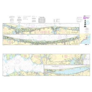 Oceangrafix NOAA Nautical Chart 11541 Intracoastal Waterway Neuse River to Myrtle Grove Sound Sale $24.99 SKU: 16304081 ID# 11541 UPC# 857441005336 :