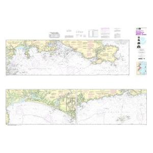 Oceangrafix NOAA Nautical Chart 13274 Portsmouth Harbor to Boston Harbor; Merrimack River Extension Sale $24.99 SKU: 16304149 ID# 13274 UPC# 857441005398 :