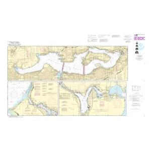Oceangrafix NOAA Nautical Chart 18447 Lake Washington Ship Canal and Lake Washington Sale $24.99 SKU: 16304156 ID# 18447 UPC# 857441005404 :