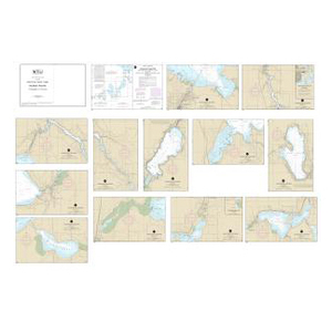 Oceangrafix Chart 14886 - Michigan - Inland Route, Cheboygan to Conway, Edition 12 Sale $24.99 SKU: 16304321 ID# 14886 UPC# 857441005572 :