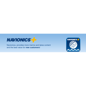 Navionics+ World Micro SD Media Card