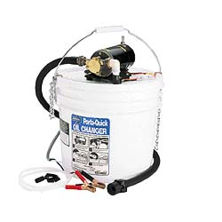 Jabsco Portaquick 12V Oil Changer