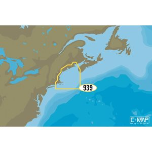 Passamaquoddy to Block Island, Electronic Chart