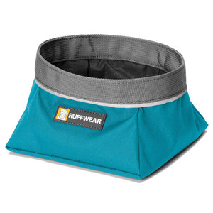 Quencher™ Collapsible Dog Bowl, Blue