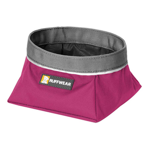 Quencher™ Collapsible Dog Bowl, Purple