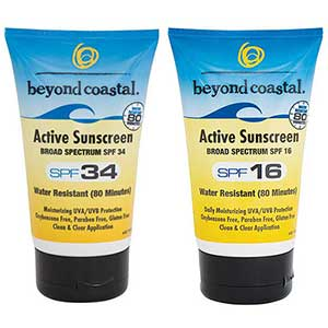 Active Sunscreen, 4oz.