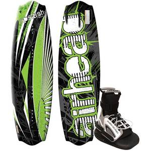 Ripslash Wakeboard with Grind Bindings, 141cm