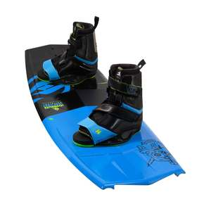 Tribute 137cm Wakeboard Combo with Focus Bindings Size 7-10