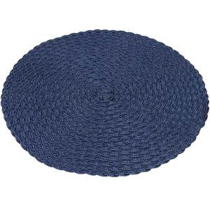 Braided Placemat, Blue