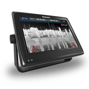 a125 Multifunction Touchscreen Display with Wi-fi and US C-MAP Essentials Charts