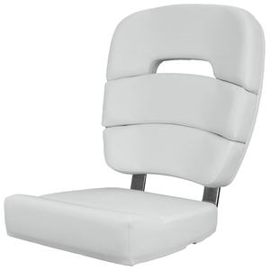 Coastal Helm Chair Standard without Armrests, Cool Gray