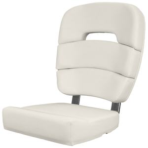Coastal Helm Chair Standard without Armrests, Off White