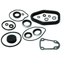 Lower Unit Seal Kit for Johnson/Evinrude Outboard Motors, replaces: OMC 396355
