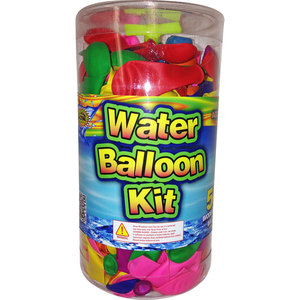 Water Balloon Refill Kit, 500-Pack