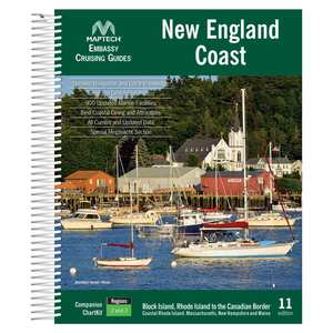 Embassy Cruising Guide - New England Coast