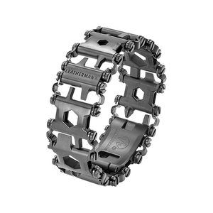 Multitool-Tread Bracelet Blk