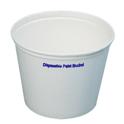 Disposable Paint Buckets