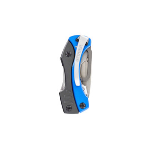 Crucial Blue Multitool with Pocket Clip