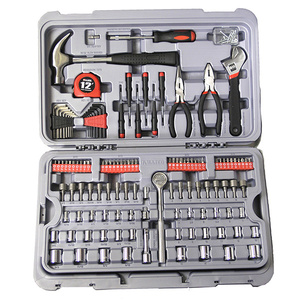 160pc Tool Set in Rolling Case