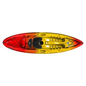 Tribe 9.5 Solo Sit-On-Top Kayak, Sunset