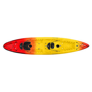 Tribe 13.5 Tandem Sit-On-Top Kayak, Sunset