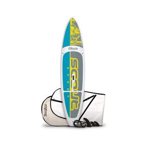"11'4"" Scout Sport Hybrid Stand-Up Paddleboard Package"
