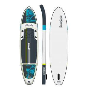 "10'6"" Scout Seeker Inflatable Stand-Up Paddleboard Package"