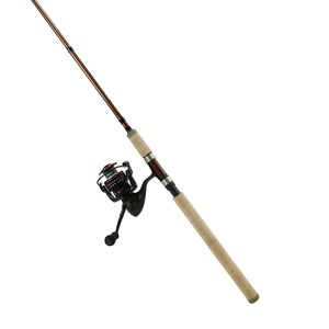 "SST Spinning Rod with Ceymar Reel, 9'6"" Medium Light Action Rod, Ceymar 40 size Reel"