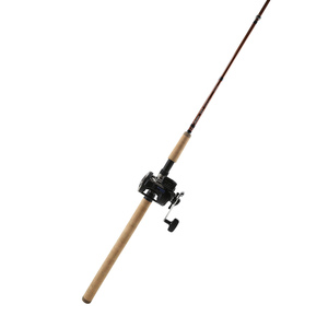 SST Casting Rod with a Magda Reel