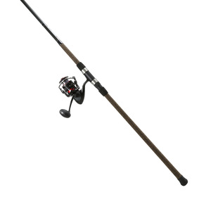 Longitude Casting Rod with Ceymar Spinning Reel, 11' Heavy Action Rod, Ceymar 65 size Reel
