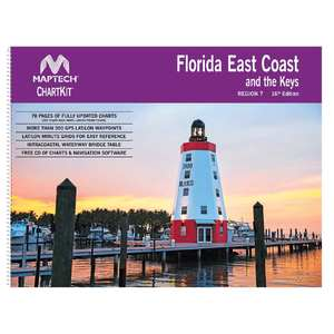 ChartKit®t Region 7, 16th Ed. - Florida East Coast and the Keys