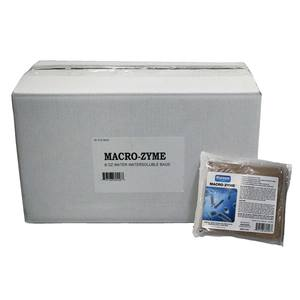 Macro-Zyme™, Case of 40 8-oz. Water Soluble Bags