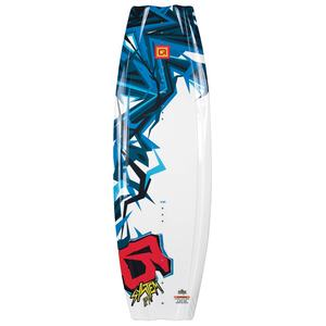 124cm System Wakeboard Combo with Device Jr. Binding