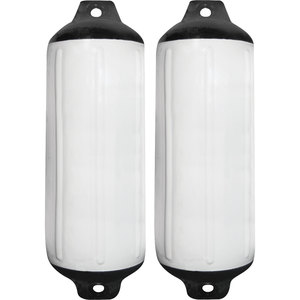 Super Gard™ Fender Two-Pack, White