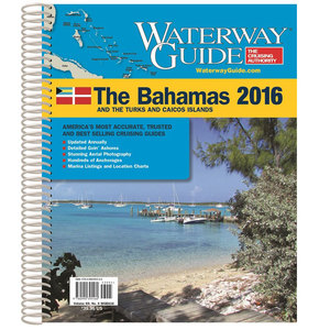 Waterway Guide Bahamas 2016