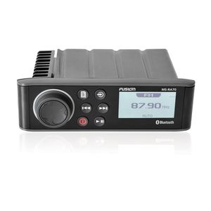 Stereo with AM/FM/Internal BlueTooth 2-zone, NMEA 2000, 4x50W.