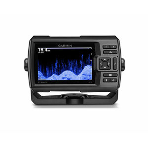 Striker™ 5dv / 5-inch CHIRP Fishfinder with GPS & DownVü Scanning Sonar