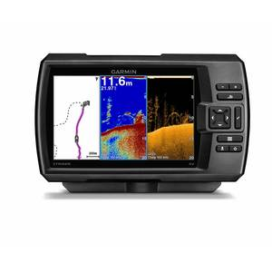 Striker™ 7dv / 7-inch CHIRP Fishfinder with GPS & DownVü Scanning Sonar