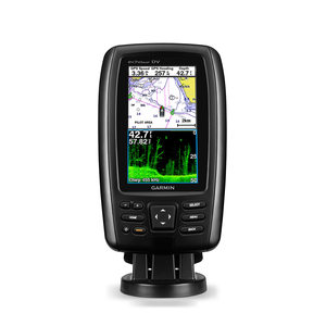 echoMAP CHIRP 44dv 4.3-inch Fishfinder/Plotter with GT 20TM DownVü/CHIRP transducer and BlueChart® g2 charts